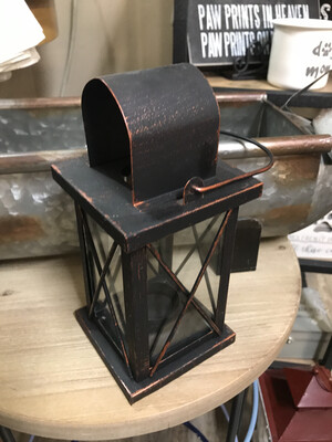 Copperwash Lantern