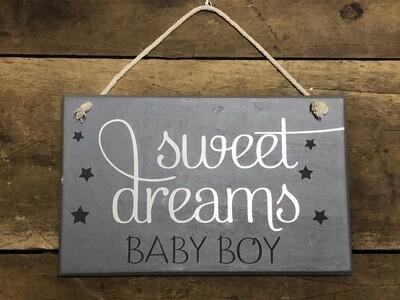 Sweet Dreams Boy