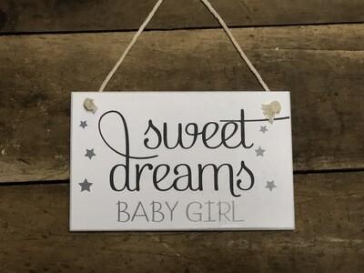 Sweet Dreams Girl