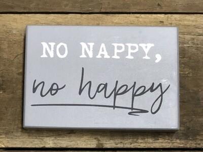 No Nappy