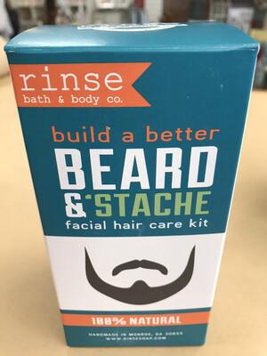 Beard & 'Stache Kit