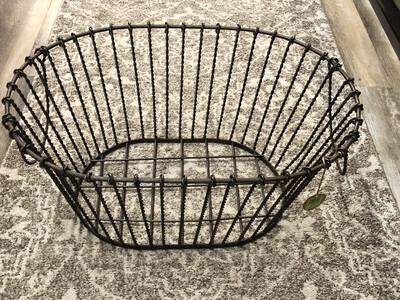 Twisted Wire Basket