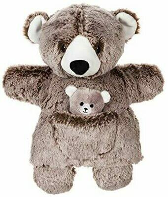 Bear Puppet Set