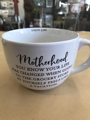 24oz Motherhood Mug