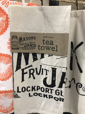 Mason Jars Towel