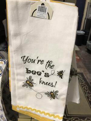 Bee Towel Set