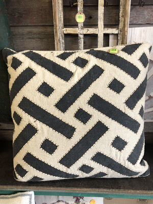 Square Pillow GREY