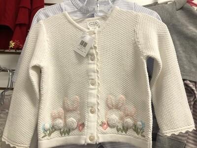 Bunny Sweater 9-12M