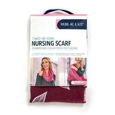 Plum Jersey Nursing