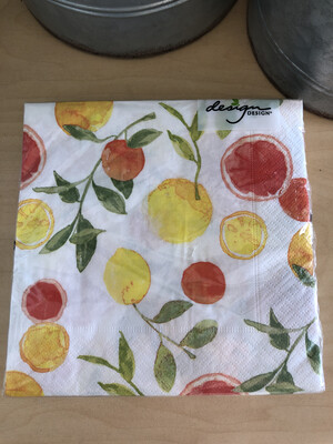 Fresh Squeezed Napkins