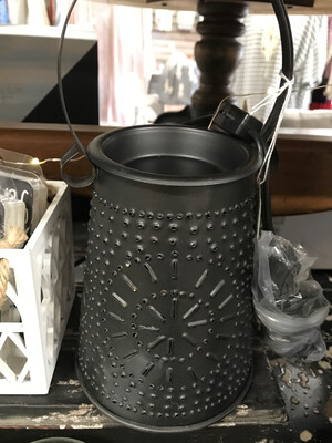 Punched Tin Melter
