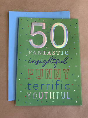 50 Fantastic