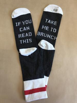 Brunch Socks