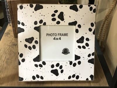 Paws Photo Frame