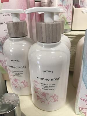 Kimono Rose Hand Lotion