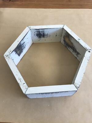 Honeycomb Open Shelf
