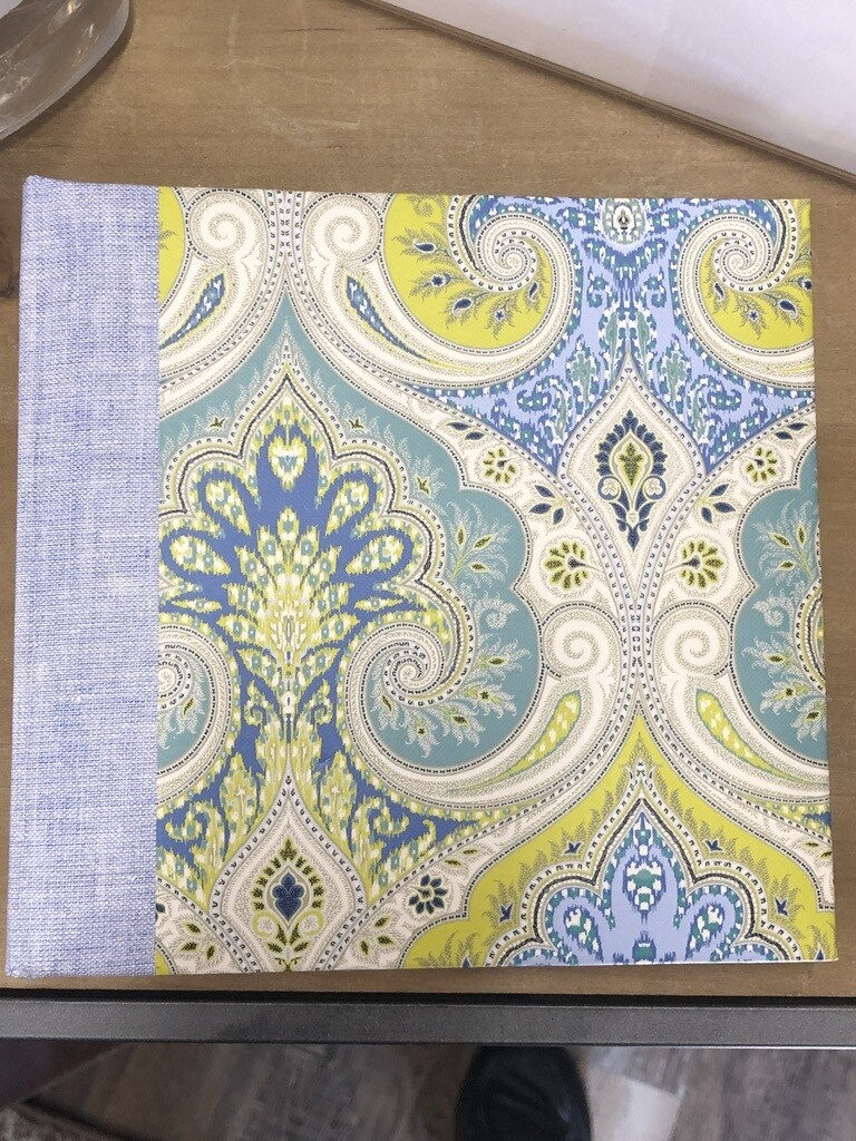 Paisley Photo Album