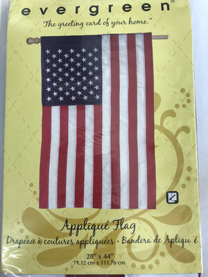 Large USA House Flag