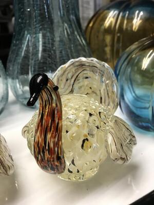 Pecan Glass Turkey