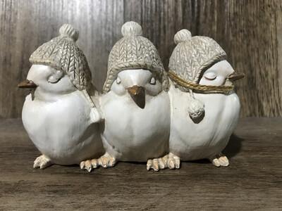 Birds w/Hat