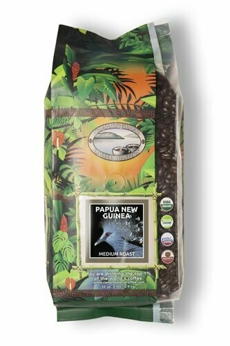Papua New Guinea - Medium Roast