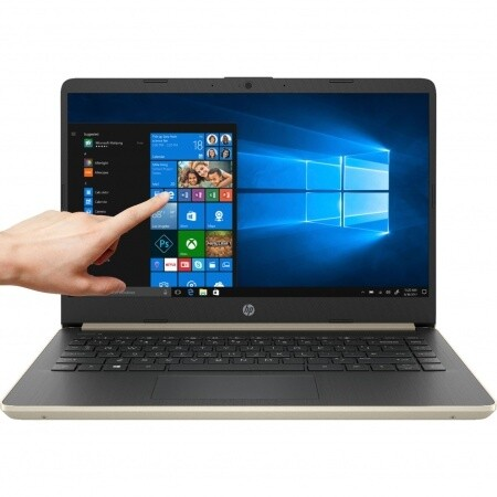 """Notebook HP Core i3 3.9Ghz, 4GB, 128GB SSD, 14"""" Touch, Win 10"""