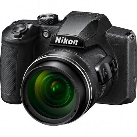 Cámara Nikon B600, 16MP, 60x Zoom, Wifi, Bluetooth