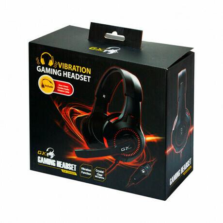 Auriculares con mic Genius HS-G600V