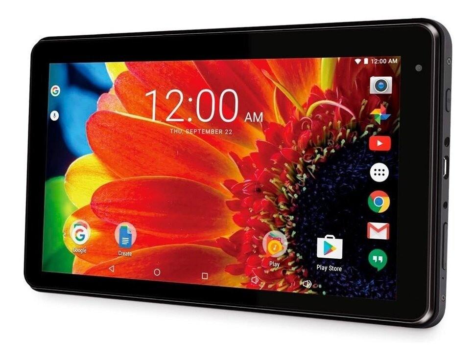 """Tablet RCA Voyager 7"""" 4 core procesador 16gb interna 1gb de ram"""