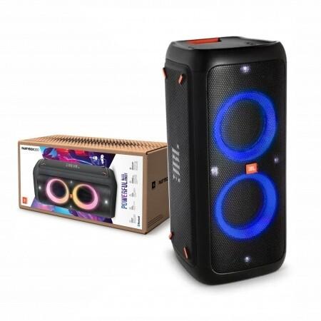 Parlante portatil JBL Bluetooth Party Box 300 inalambrico