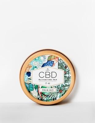 Shea Brand CBD Natural Pain Reliever Shea Butter