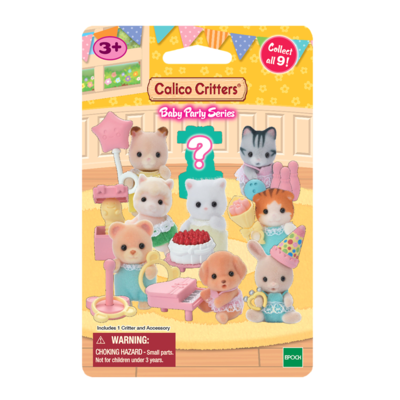CC Baby Party Series Mystery Bags