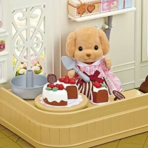 CC Cake Decorating Set