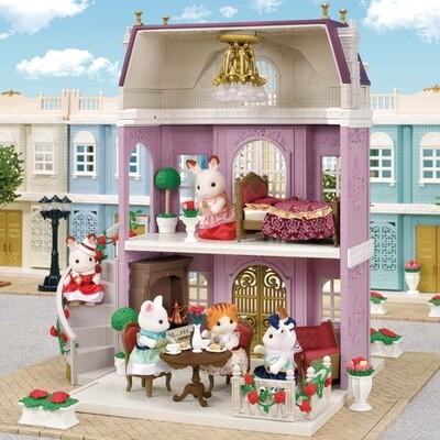 Calico Critter Elegant Town Manor Gift Set