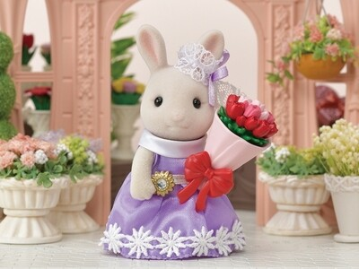 Calico Critter Flower Gifts Playset