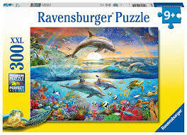 12895 Dolphin Paradise 300pc Puzzle