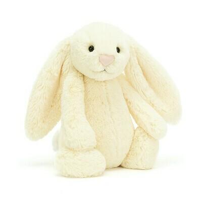 Jellycat Bashful Buttermilk Bunny Med Plush