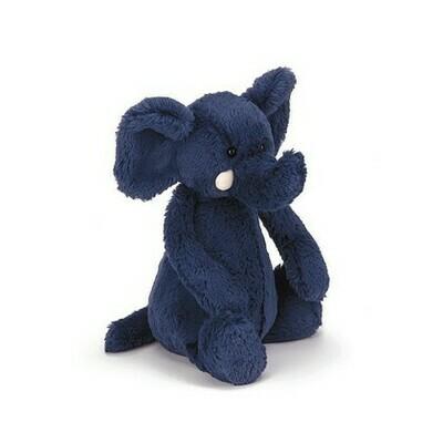 Bashful Blue Elephant Med