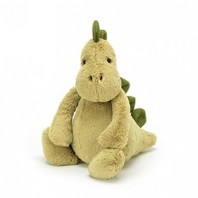 Jellycat Bashful Dino Med Plush