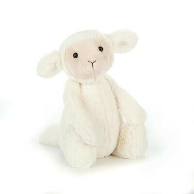 Jellycat Bashful Lamb Med
