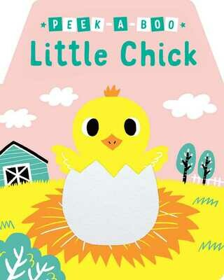 Peek a Boo Little Chick - Huang - Board Book