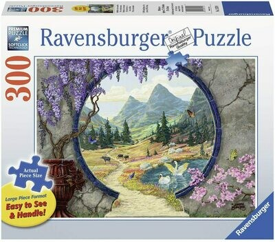 13576 Into a New World 300pc Puzzle