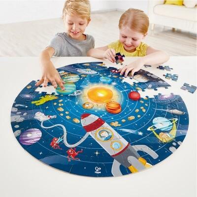 Solar System Puzzle - Hape