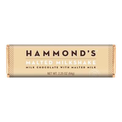 Malted Milkshake Candy Bar - Hammonds