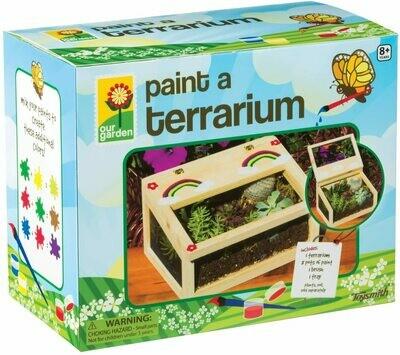 Paint a Terrarium