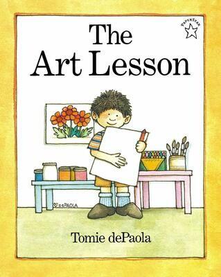 The Art Lesson - DePaola - Paperback
