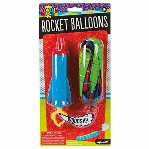 Yay! Rocket Balloons