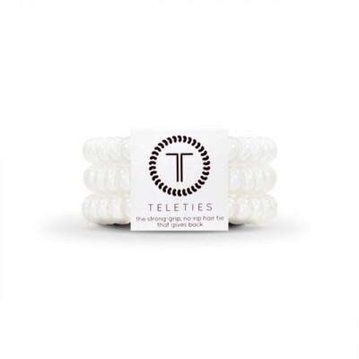 Teleties Coconut White Sm