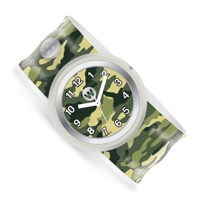 Watchitude Army Camo #385 Slapwatch