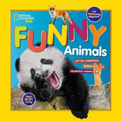 Funny Animals - NatGeo - PB
